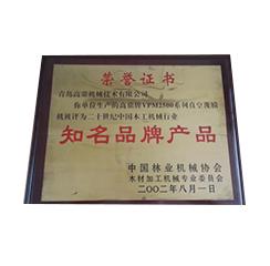荣誉证书10