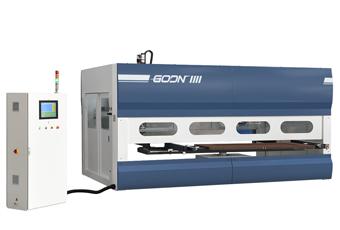 CNC木门喷漆机SPD2500C